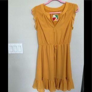 ModCloth ruffle dress